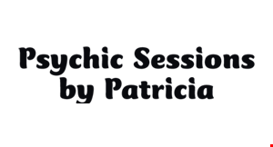 Psychic Sessions By Patricia logo