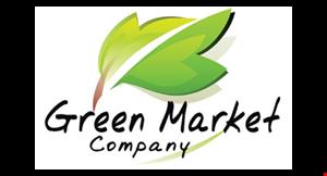 Green Market Company logo