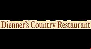 Dienner's Country Restaurant logo