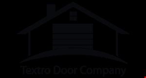Textro Door Company logo
