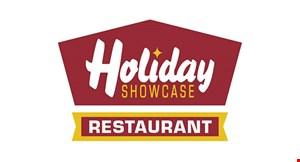 Holiday Showcase Restaurant logo