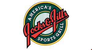 Jocks and Jills Sports Grill logo