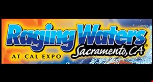 Raging Waters - Sacramento logo