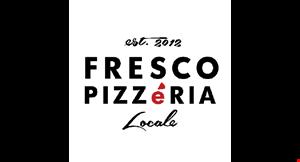 FRESCO PIZZERIA logo