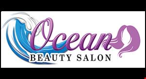 Ocean Beauty Salon logo