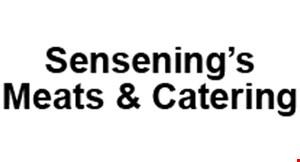 Sensenig Meats logo