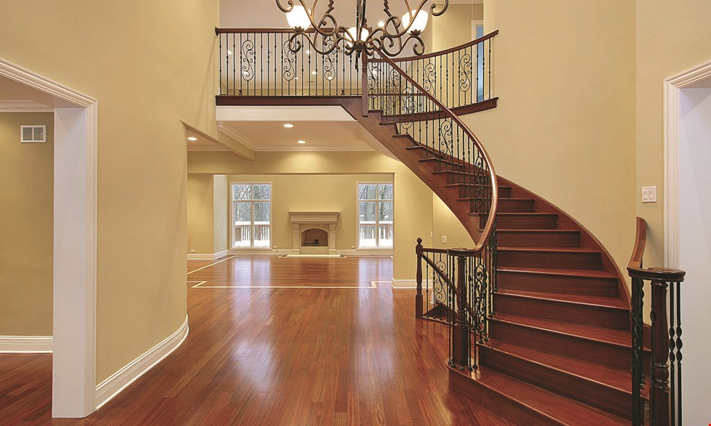 Product image for Miller's Hardwood Flooring, Carpet & Vinyl free pad upgrade with any carpet purchase of $500 or more.