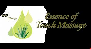 Essence of Touch Massage logo