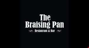 The Braising Pan logo