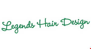 Legends Hair Design logo