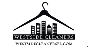 Westside Cleaners logo