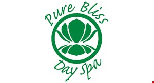 Pure Bliss Day Spa logo
