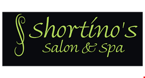 Shortino's Salon & Spa logo