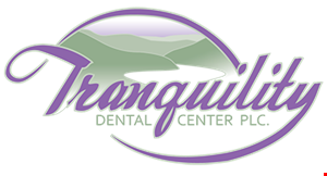 Tranquility Dental Center logo