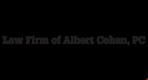 Law Firm of Albert Cohen Pc logo