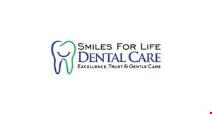 Smiles for Life Dental Care logo