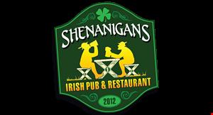 Shenanigans Irish Pub & Restaurant logo