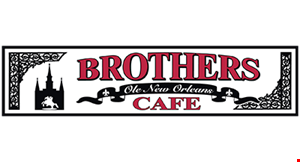 Brothers Cafe logo
