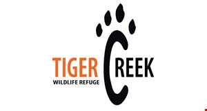 Tiger Creek Wildlife Refuge logo