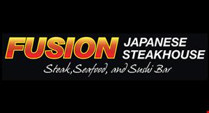 Fusion Japanese Steakhouse logo