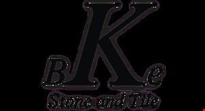 KBE Stone and Tile logo