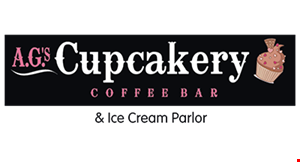 A.G.'s Cupcakery logo