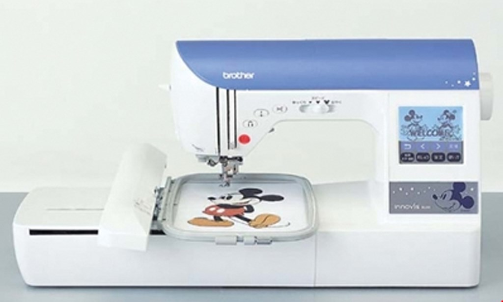 Product image for Friendly Stitches Sew & Vac 10% off any sewing notions & accessories.