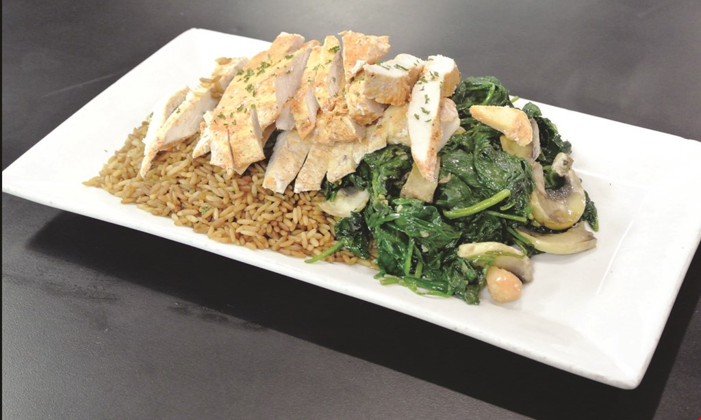 Product image for Fuel Cafe 10% off takeout, curbside pickup & delivery