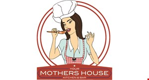 Your Mothers House Kitchen & Bar logo