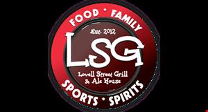 Lovell Street Grill logo