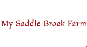 My Saddle Brook Farm logo