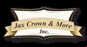 Jax Crown & More logo