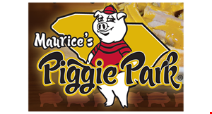 Maurice's Gourmet Barbecue logo