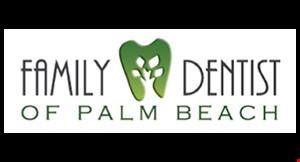 Family Dentist of Palm Beach logo