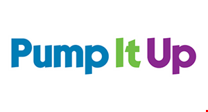 Pump It Up Party - Glenview logo