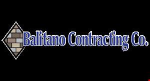 Balitano Contracting Co. logo