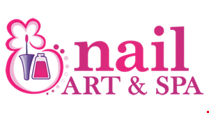 Nail Art & Spa logo