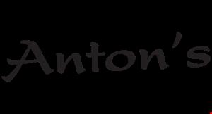 Anton's logo