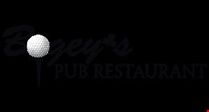 Bogey's Pub Restaurant logo