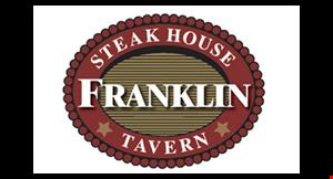 Franklin Steak House Tavern logo