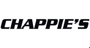Chappie's Pizza logo