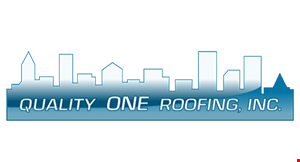 Quality One Roofing Inc logo