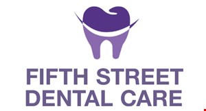 Fifth Street Dental Care logo
