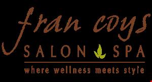 FRAN COYS SALON & SPA logo