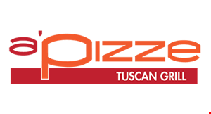 A'pizze Tuscan Grill logo