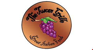 The Tuscan Grille logo