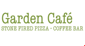 The Garden Cafe logo