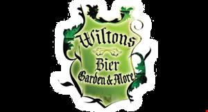 Wiltons Bier Garden & More logo