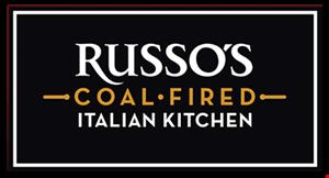 Russo's Coal-Fired Italian Kitchen logo