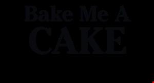 Bake Me a Cake logo